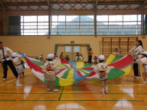 2014幼稚園運動会1