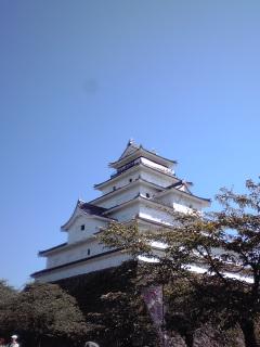 2014鶴ヶ城