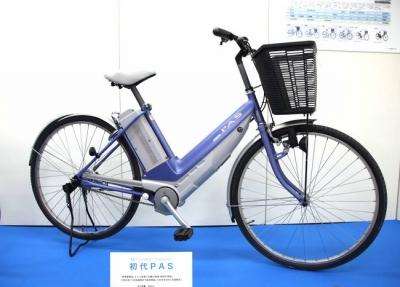 電動アシスト自転車 パス