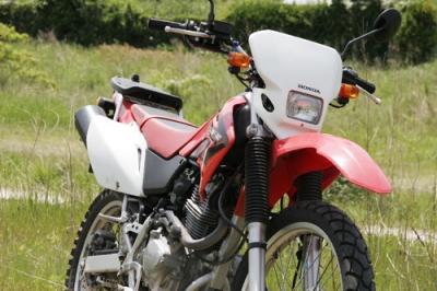 セロー250インプレ ホンダXR230