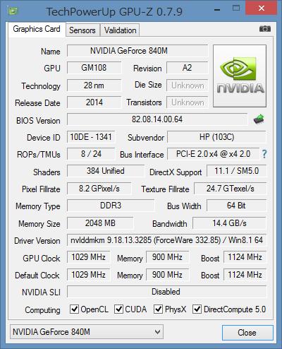HP ENVY 15-k014TX_GPU-Z_840M