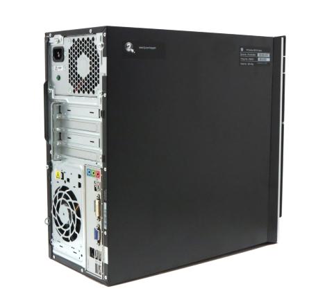 HP Pavilion 500-440jp_左側面_B