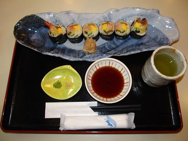 そうめん寿司の001
