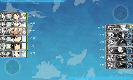 戦艦3隻編成ド安定