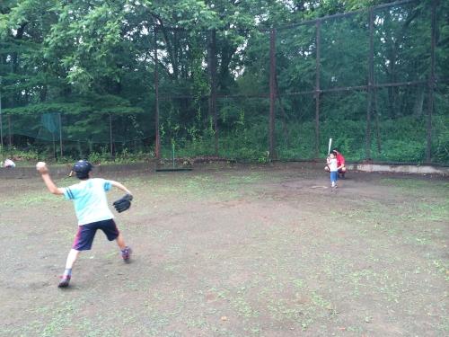 球技大会練習①