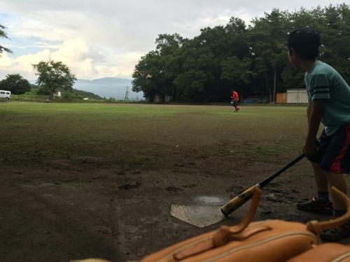 球技大会練習②