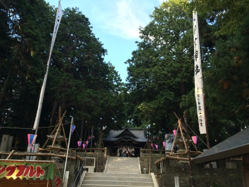 大御食神社例祭