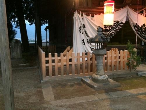 伊那森神社1