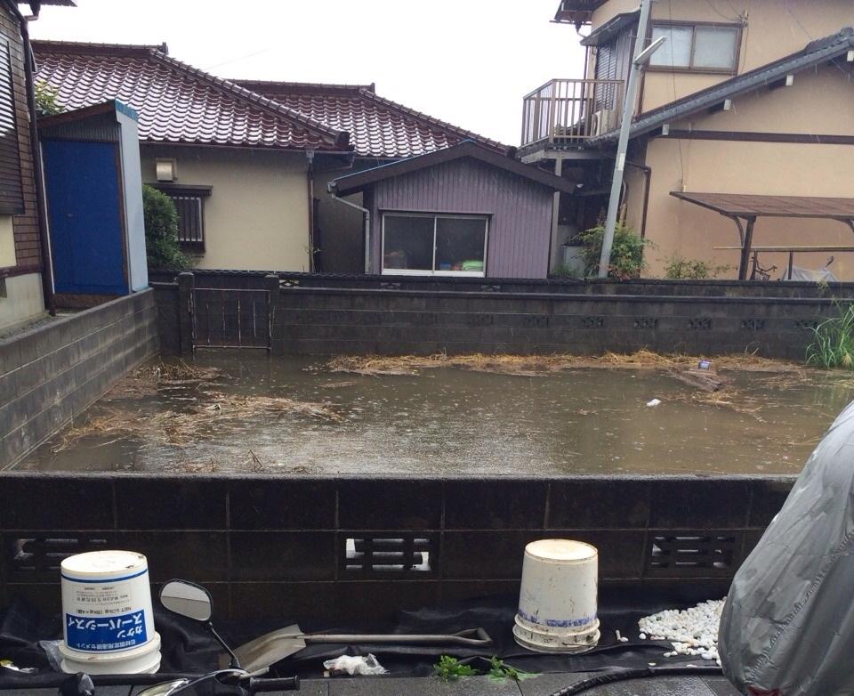 2014年10月18日台風の影響03