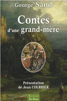 george sand les contes dune grand mère