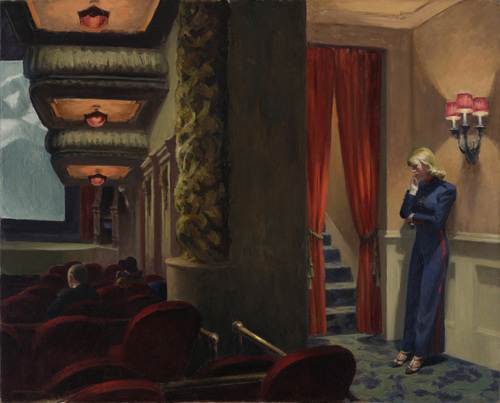 New York Movie 1939 Hopper