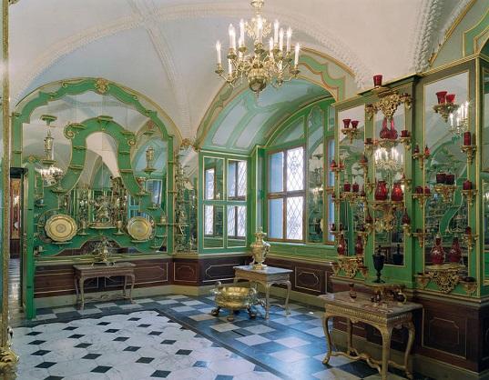 ドレスデン、緑の丸天井