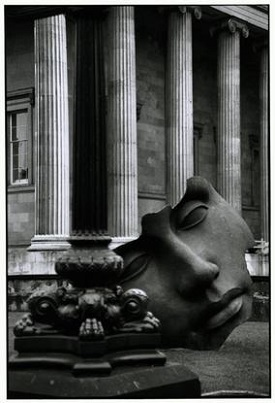 British Museum, London - Elliott Erwitt, 1995