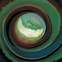Georgia O'Keeffe, Pond in the Woods, 1922 (2)