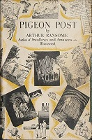 Arthur Ransome,Pigeon Post 1936