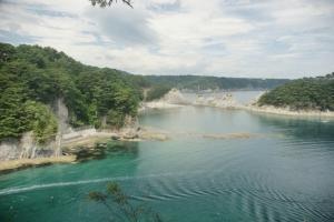 岩手県の美しい海岸