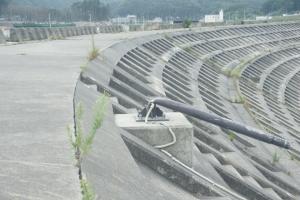 田老町の防潮堤