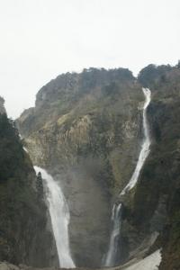 ハンノキ滝