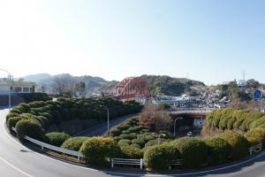 音戸の瀬戸ループ橋