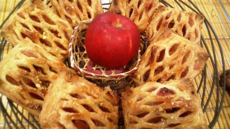 紅玉リンゴパイ2