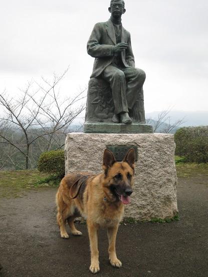 滝廉太郎銅像