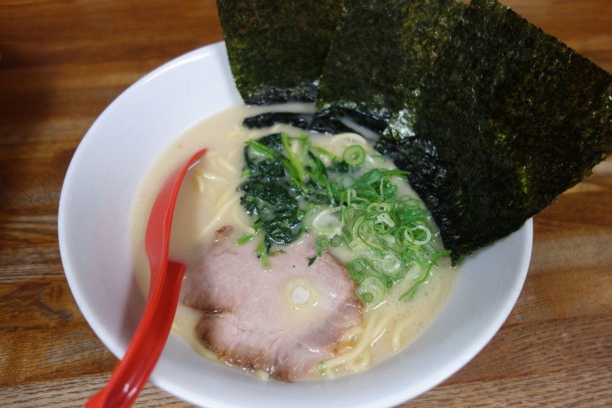 ラーメン松壱家3