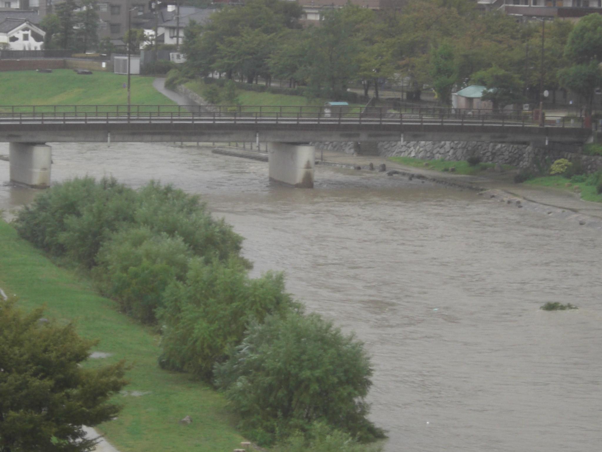 福岡 NOW 台風2