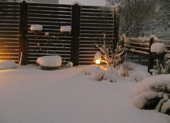 積雪 先週