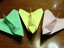 飛行機 折り 方 折り紙