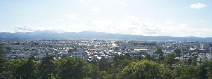 会津若松城18