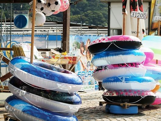 浮き輪20140830