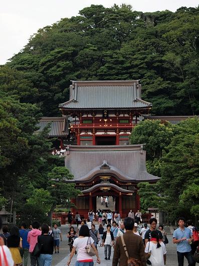 鶴岡八幡宮20140830