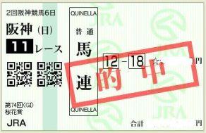 2014桜花賞的2