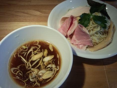 鶏清湯つけ麺