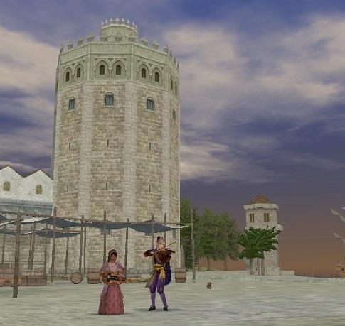 セビリア黄金の塔2