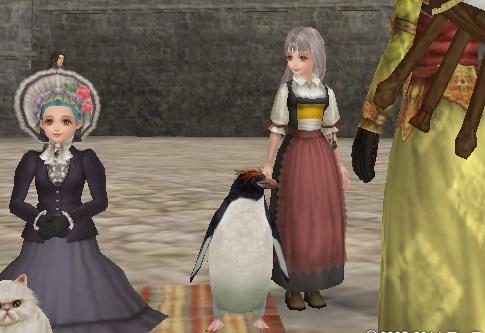 ペンギンの麦むぎちゃん