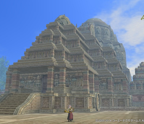 カリカット寺院
