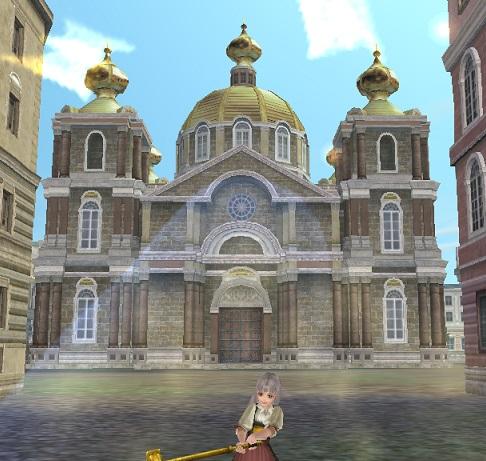 血の上の教会
