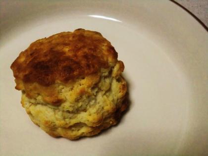 2014.1 モノマルシェ スーチェ9 発酵バターの香るスコーン