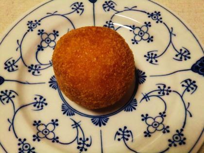 2014.1 モノマルシェ alveare4 3種のチーズのライスコロッケ