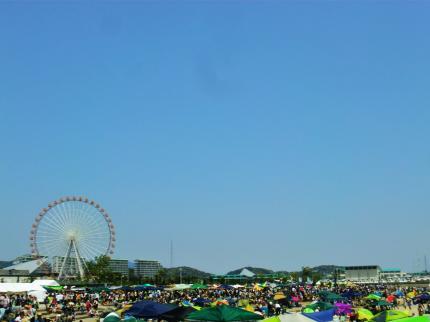 2014・森道市場 デイキャンプサイト