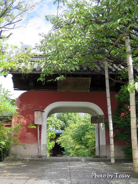 石峰寺山門