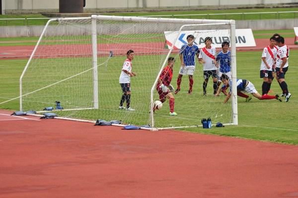 2014東海社会人9節FC刈谷vsChukyo univ-1