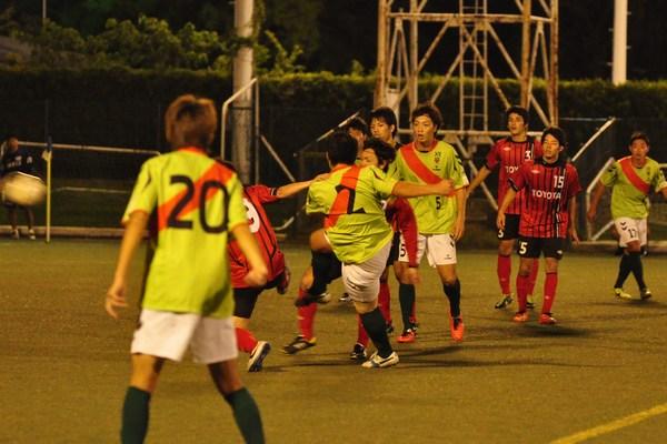 2014東海リーグ第14節トヨタ蹴球団vsFC刈谷-1
