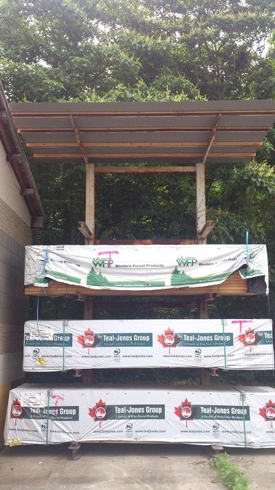14053001屋根修理