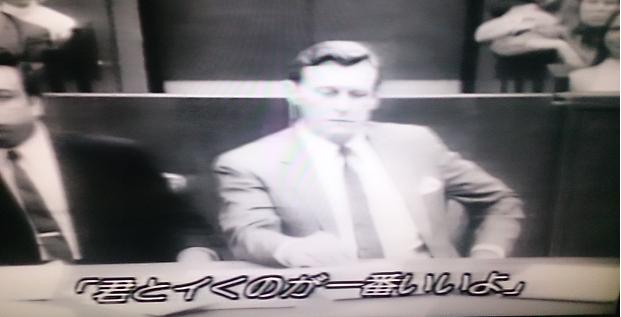 レニー・ブルース裁判員役のリック・オバリー