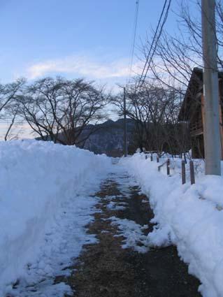 H2602018雪かき