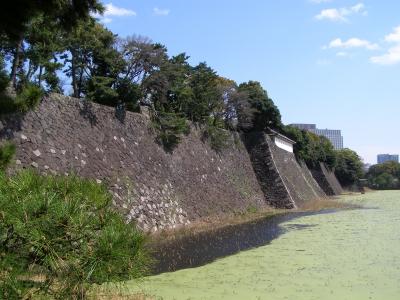 蓮池濠と富士見多聞