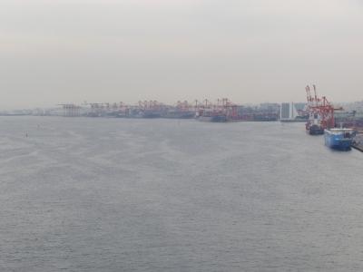 コンテナ埠頭