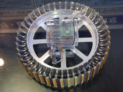 ローバー車輪